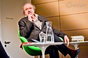 Lesung: Der schweizer Weltautor Urs Widmer zu Gast im Bucerius Kunst Forum