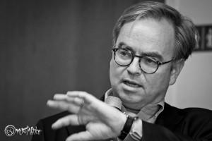 Dr. Walter Scheuerl. Foto: Anders Balari