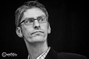 Hansjörg Schmidt (SPD Bürgerschaftsabgeordneter) blickt in die Zukunft. Foto: Anders Balari
