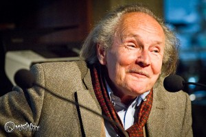 Ein aufmerksamer Beobachter: Peter Kurzeck. Foto: Anders Balari