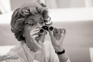 Agatha Christie ermittelt wie ihr Alter-Ego Miss Marple. Foto: Anders Balari