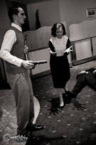 """Krimidinner inklusive Zeitreise in das England des letzten Jahrhunderts: """"Agatha Christies Hobby ist Mord"""""""