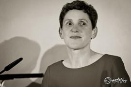 """Lesung: Felicitas Hoppe liest mitreissend aus ihrem aufsehenerregenden Roman """"Hoppe"""""""