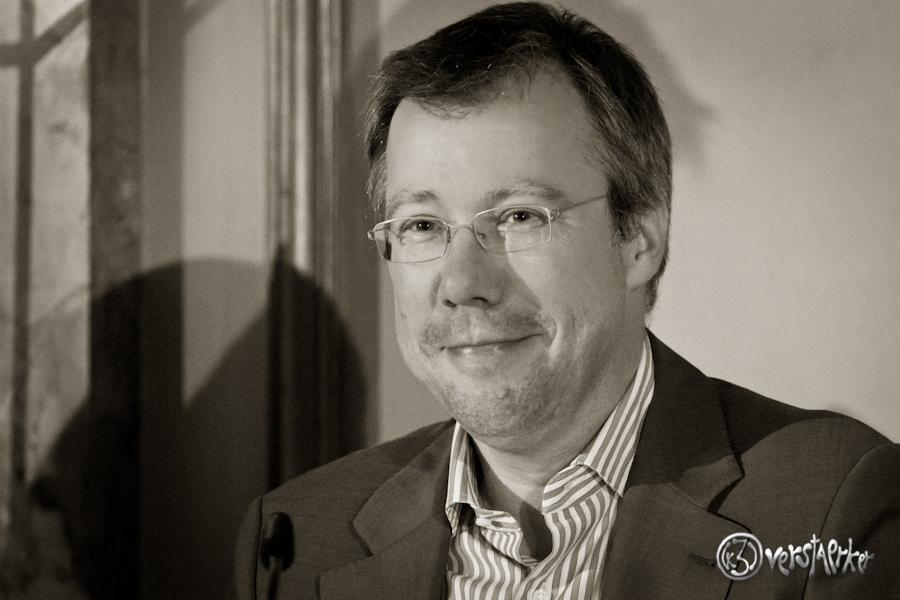 Hubert Spiegel, FAZ. Foto: Anders Balari