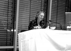 Elke Heidenreich. Foto: Sabine Sevinς