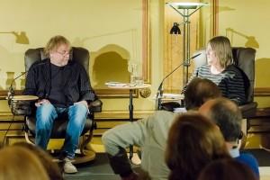 Vom ersten Buch an dabei: Die Übersetzerin Gabriele Haefs. Foto: Anders Balari