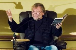 """Lesung von Jostein Gaarder im Rahmen der Nordischen Literaturtage 2013 und Rezension seines Romans """"2084 – Noras Welt"""""""