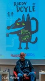 Premierenlesung beim Harbour KIDS Literaturfestival, Rezension und Verlosung von Roddy Doyles Kinderbuch »Alles super!« / »Brilliant«