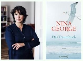Harbour Front Literaturfestival Lesung von Nina George und Rezension zu ihrem Roman »Das Traumbuch«