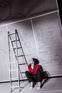 """Ein Binnen-W, das es in sich hat: Die Premiere von """"HeimWeh"""" im Theater """"Das Zimmer"""""""
