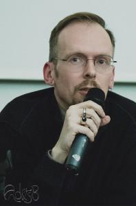 "Dietmar Dath ""Deutsche Demokratische Rechnung"" Foto: Anders Balari"