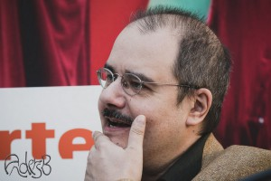 """Sherko Fatah """"Der letzte Ort"""" Foto: Anders Balari"""