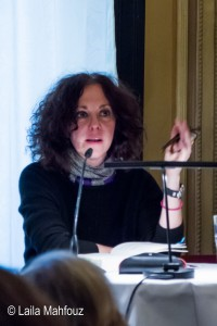"""Gila Lustiger erzählt von der Recherche zu ihrem Roman """"Die Schuld der anderen"""""""