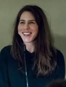 """Lesung:  Rachel Kushner las im Literaturhaus Hamburg aus ihrem Roman """"Flammenwerfer"""""""