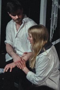 Erfolgreiche Hexenjagd des Theaterkurses der Volkshochschule im Theater Das Zimmer