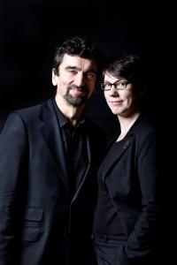 Jo Kramer und Nina George sind Jean Bagnol. Foto: Maurice Kohl ©Jean Bagnol