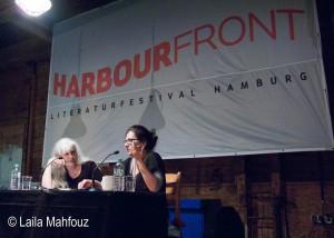 Die erste Nacht des Harbour Front Literaturfestivals 2015 auf der Cap San Diego. Foto: Laila Mahfouz