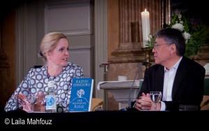 Susanne Weingarten im Gespräch mit Kazuo Ishiguro.