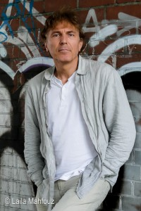 Rolf Lappert (Foto: Laila Mahfouz)