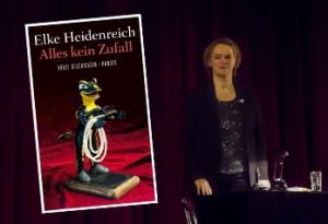 Premierenlesung und Rezension zu Elke Heidenreichs aktuellem Erzählband »Alles kein Zufall«