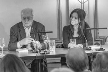 Lesung und Rezension zu Martin Walsers aktuellem Roman »Ein sterbender Mann«