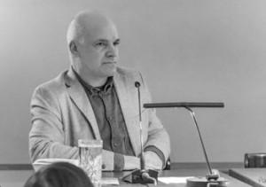 Lesung zu Frank Witzels aktuellem Roman »Die Erfindung der Roten Armee Fraktion durch einen manisch depressiven Teenager im Sommer 1969«