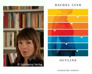 Rezen­si­on zu Rachel Cusks Roman »Out­line«