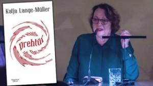 Lesung und Rezension zu Katja Lange-Müllers Roman »Drehtür«