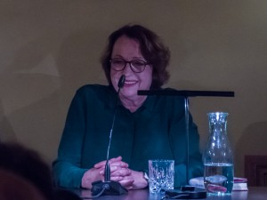 Katja Lange-Müller (Foto: Laila Mahfouz)