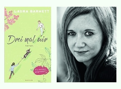 Rezension zu Laura Barnetts Roman »Drei mal wir« / »The Versions of Us«