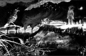 Sieben Minuten nach Mitternacht - Illustration von Jim Kay