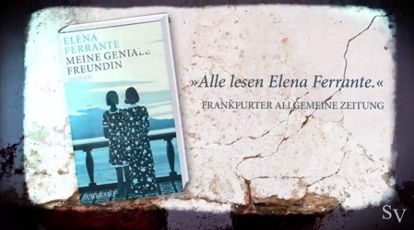 Rezension zu Elena Ferrantes Weltbestseller »Meine geniale Freundin« – Band 1der Neapolitanischen Saga (Kindheit und frühe Jugend)