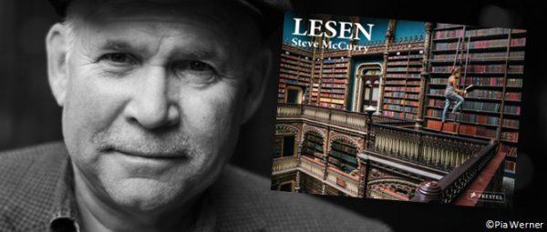 Rezension zu Steve McCurrys wunderschönem Fotoband »Lesen – Eine Leidenschaft ohne Grenzen« / »On Reading«
