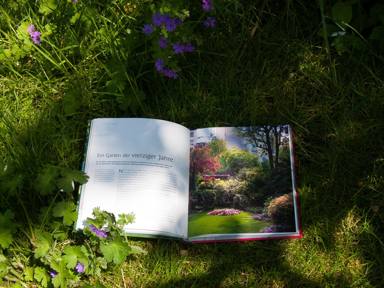 Klassische Gärten: Ein Garten der vierziger Jahre - Seite 62-65
