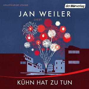 Weiler, Jan_Kühn hat zu tun_Hörbuch