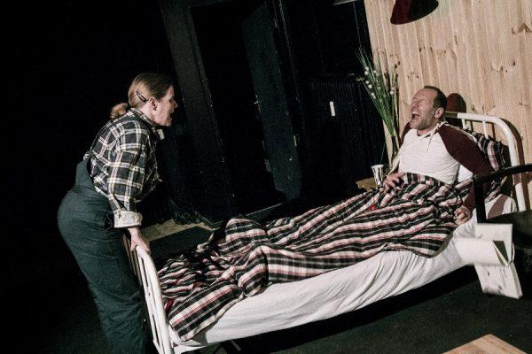 Spannung pur in Horns Theater Das Zimmer mit Stephen Kings Psychothriller »Misery«