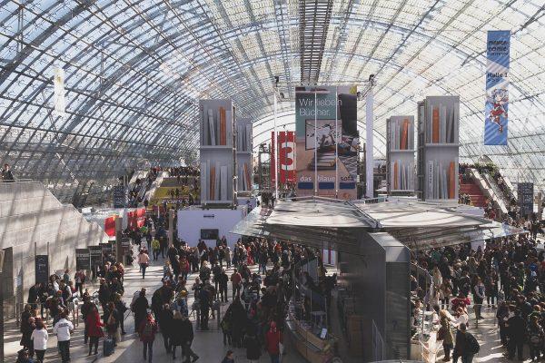 Bericht zur Leipziger Buchmesse 2017 – 2. Tag