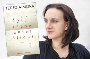 Literatursoiree mit Terézia Mora und Rezension zu ihrem Erzählband »Die Liebe unter Aliens«