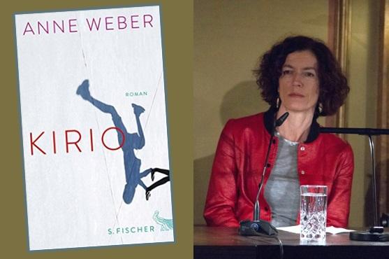 Rezension zu Anne Webers Roman »Kirio«