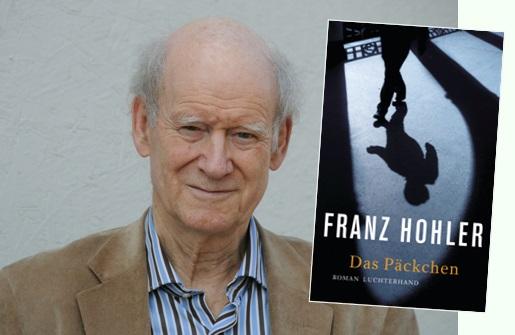 Harbour Front Literaturfestival Lesung von Franz Hohler und Rezension zu seinem aktuellen Roman »Das Päckchen«