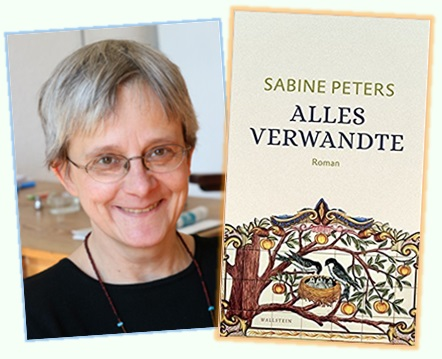 Lesung zu Sabine Peters' Roman »Alles Verwandte«
