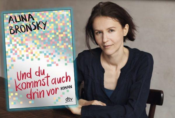 Lesung und Rezension zu Alina Bronskys Jugendroman »Und du kommst auch drin vor«