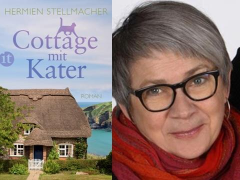 Rezension zu Hermien Stellmachers Roman »Cottage mit Kater«
