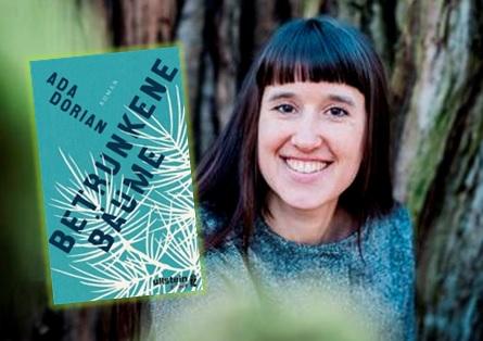 Lesung und Rezension zu Ada Dorians Debütroman »Betrunkene Bäume«