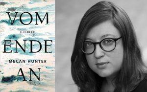 Rezension zu Megan Hunters Debütroman »Vom Ende an« / »The End We Start From«