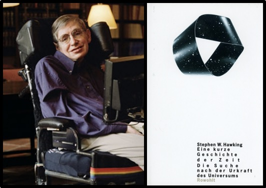 Stephen Hawking  – Zum Tod eines wissenschaftlichen Popstars