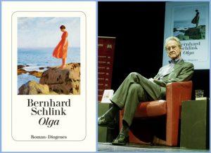 Lesung und Rezension zu Bernhard Schlinks Roman »Olga«