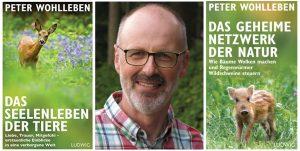 Rezension zu Peter Wohllebens »Das Seelenleben der Tiere« und »Das geheime Netzwerk der Natur«
