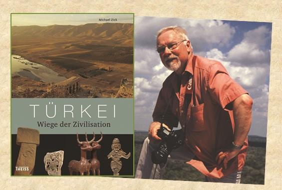 Rezension zu Michael Zicks archäologischem Sachbuch »Türkei – Wiege der Zivilisation«