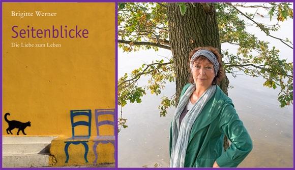 Rezension zu Brigitte Werners »Seitenblicke – Die Liebe zum Leben«